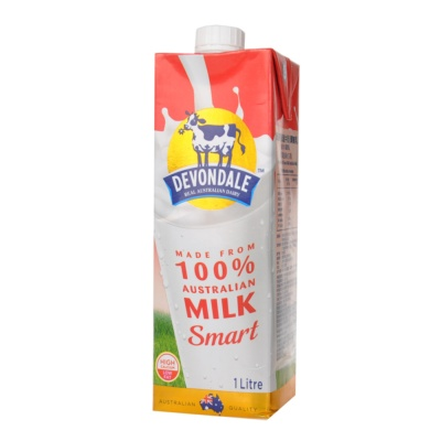 Devondale Smart Milk Reduced Fat 1L