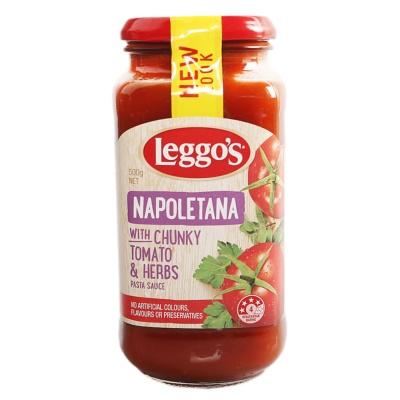 Leggo's Napoletana Paste Sauce 500g