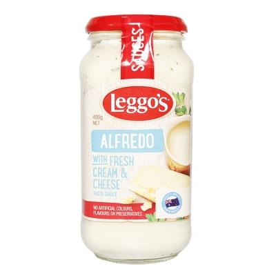 Leggo's Alfredo Paste Sauce 490g