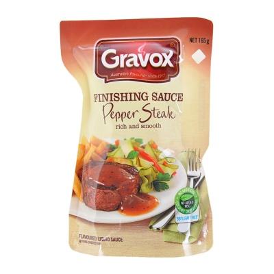Gravox Finishing Sauce Pepper Steak 165g