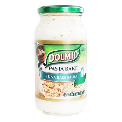 Dolmio Pasta Bake Tuna Bake Sauce 495g