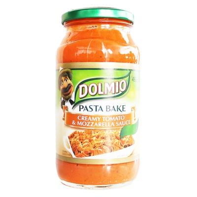 Dolmio Pasta Bake Creamy Tomato&Mozzarella Sauce 495g