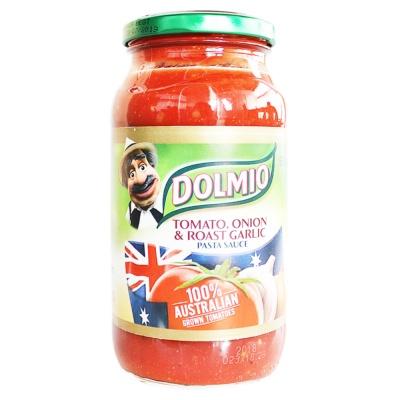 Dolmio Tomato,Onion&Roast Garlic Pasta Sauce 500g
