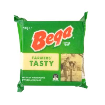 Bega Tasty Cheddar Cheese 250g