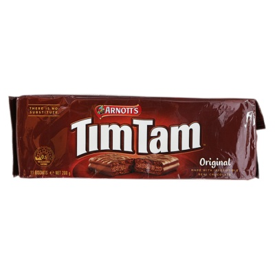 Arnott's Tim Tam Original Chocolate Biscuit 200g