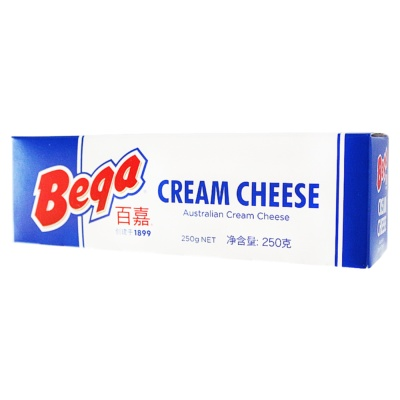 Bega Cream Cheese 250g