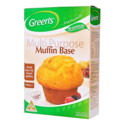 Green'S Multipurpose Muffin Mix 500g