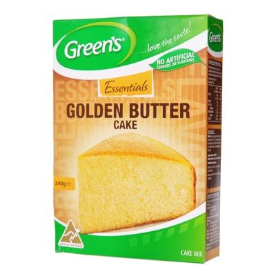 Green'S Butter Cake Mix 340g
