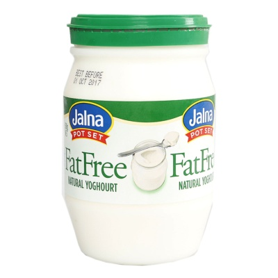 Jalna Fat Free Naturalyoghurt 500g