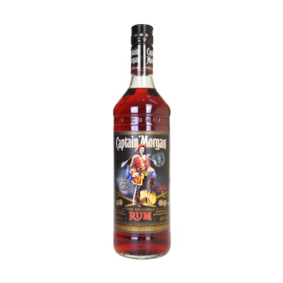 Captain Morgan The Original Black Rum 700ml