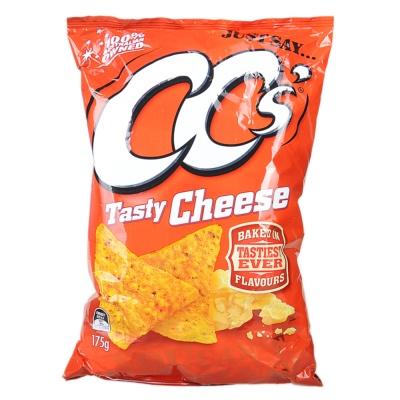 CCS' Tasty Cheese Nachos 175g