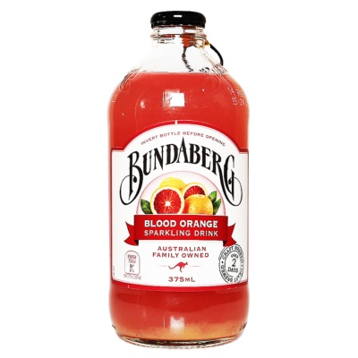 Bundaberg Blood Orange Sparkling Drink 330ml