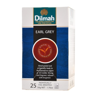 Dilmah Earl Grey Tea 50g