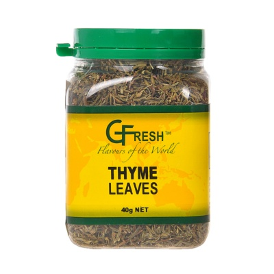Gfresh Thyme Leaves 40g