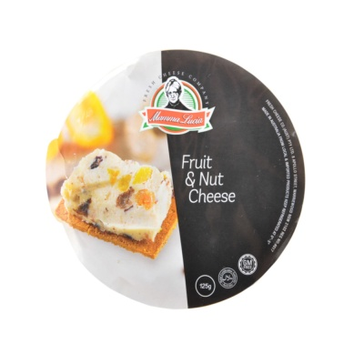 Mamma Lucia Fruit & Nut Cheese 125g