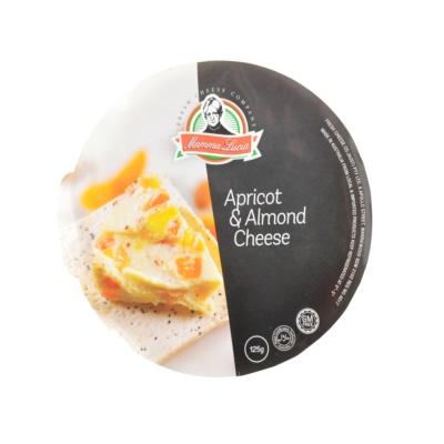Mamma Lucia Apricot&Almond Chees 125g