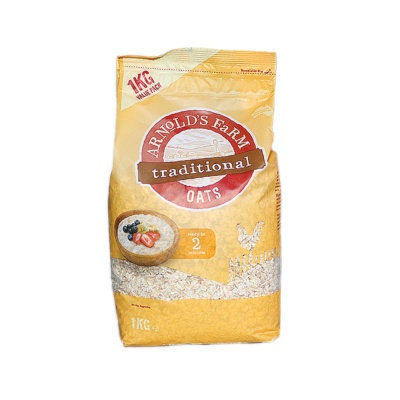 Arnold's Farm Traditional Oats 1kg