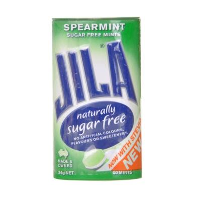 吉拉润喉糖(绿薄荷味) 34g