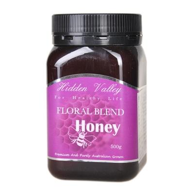 Hidden Valley Floral Blend Honey 500g
