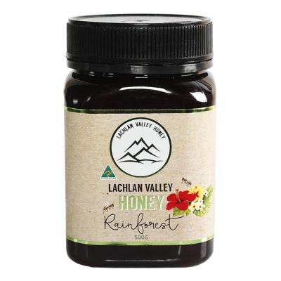 Lachlan Valley Rainforest Honey 500g