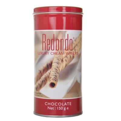 Redondo Luxury Cream Wafers Chocolate 150g