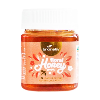 Bridal Valley Floral Honey 250g