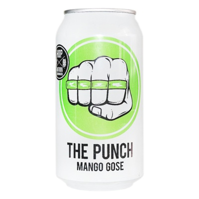 Hop Nation The Punch Mango Gose (Can) 375ml