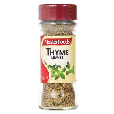 Master Foods Thyme Leaves 10g