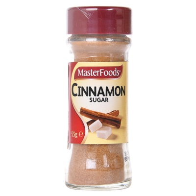 Master Foods Cinnamon Sugar 55g