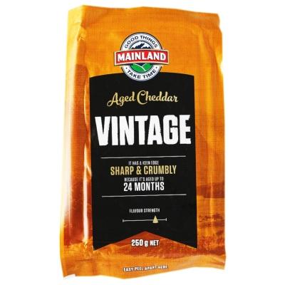 Mainland Vintage Cheddar 250g
