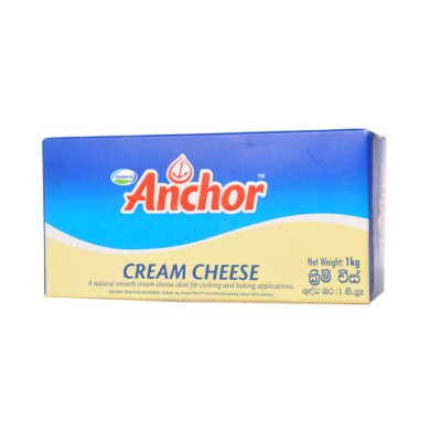 Anchor Cream Cheese 1kg