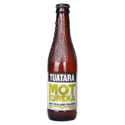 Tuatara Mot Eureka New Zealand Pilsner 330ml