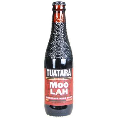 Tuatara Moolah Chocolate Milk Stout 330ml
