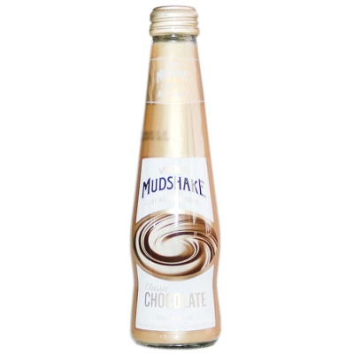 Mudshake Classic Chocolate Flavoured Creamy Vodka Beverage 200ml