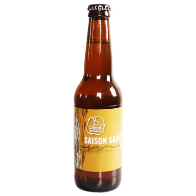 8 Wired Saison Sauvin Ale 330ml