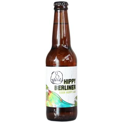八怪嬉皮士柏林小麦酸味啤酒 330ml