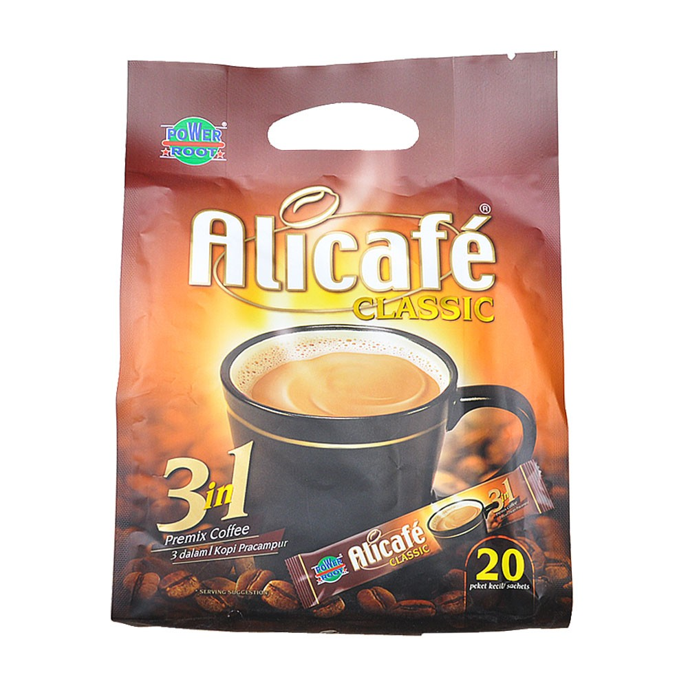 Alicafe Classic 3 in 1 Coffee 400g