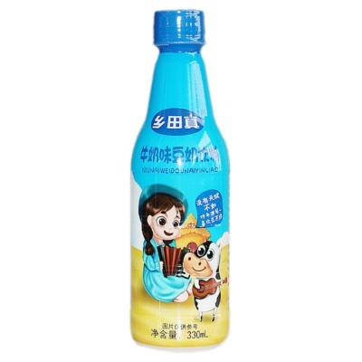 乡田真牛奶味豆奶饮料 330ml