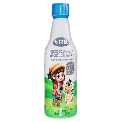 Taiwan Black Bean Soy Milk Drink 330ml