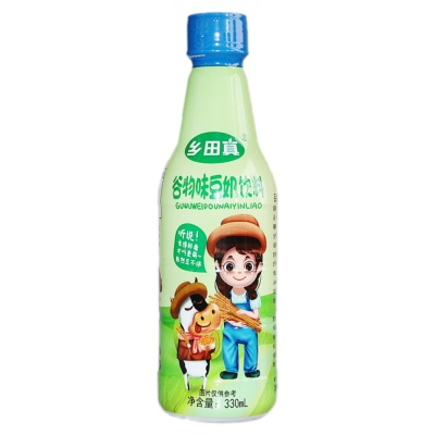 Taiwan Cereal-Flavored Soy Milk Drink 330ml