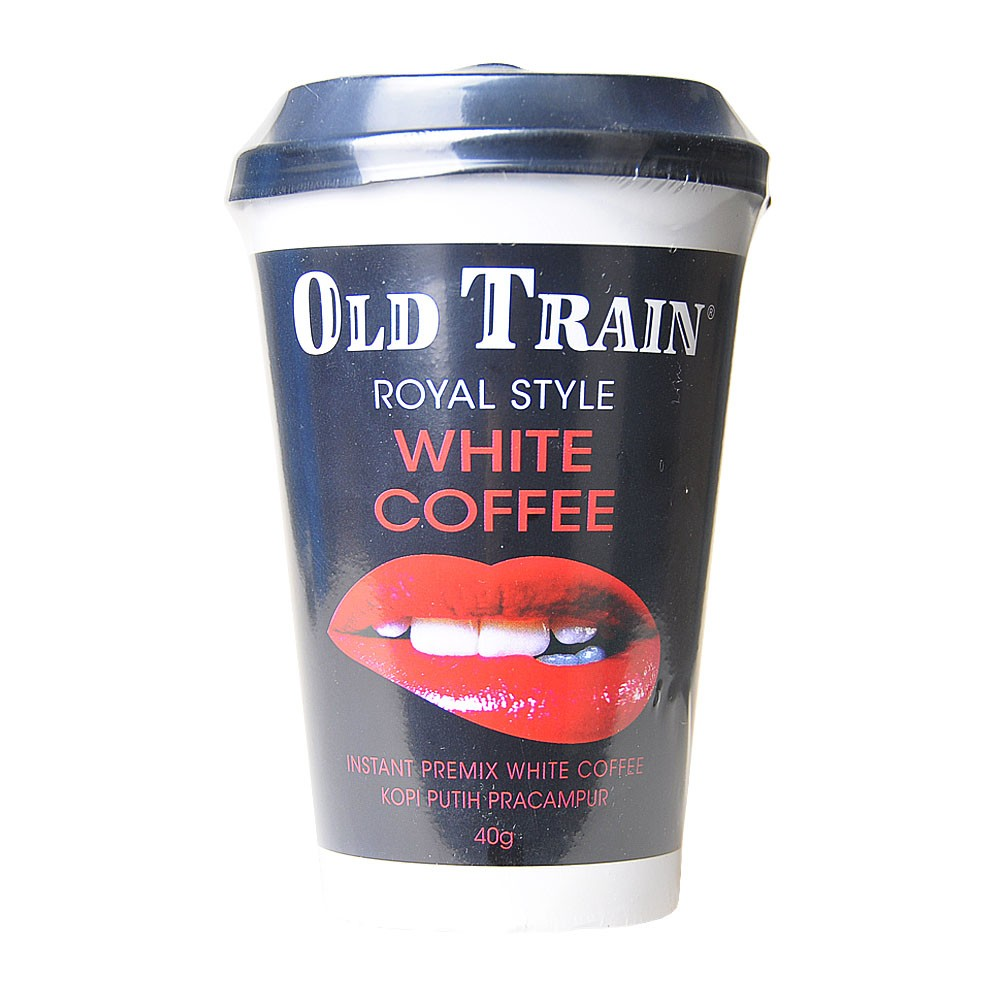 Old Train Royal Style White Coffee 40g