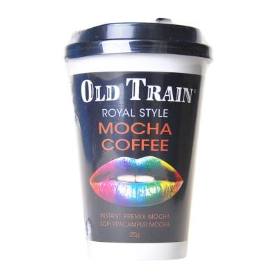 Old Train Royal Style Mocha Coffee 25g