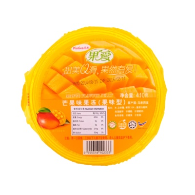 Mango Flavour Jelly 410g