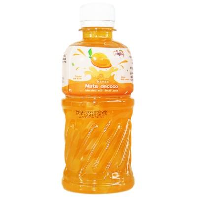 Miiysu Mango Juice Drink (Coconut) 320ml
