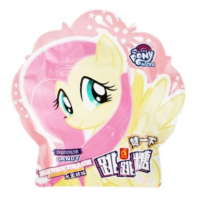 Amanda Honey Peach Flavored Popping Candy 30g