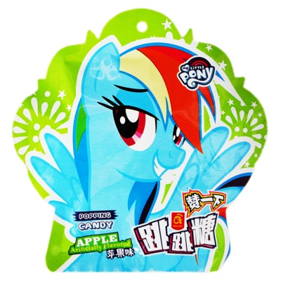 Amanda Apple Flavored Popping Candy 30g