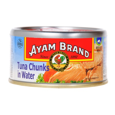 Ayam Brand Tuna Chunks In Water 185g