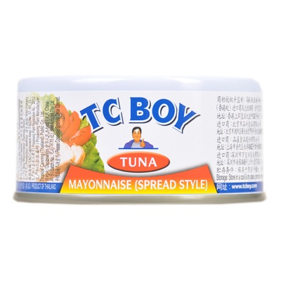 Tc Boy Mayonnaise Tuna(Spread Style) 180g