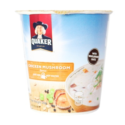 Quaker Chicken Mushroom Oatmeal 28g