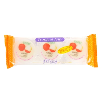 Cocon Lychee Jelly 240g